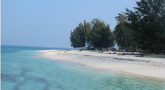 how to go pulau sibu